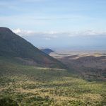 East African Rift – close to Nairobi