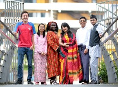 Scholarshipholder TERMA 2013