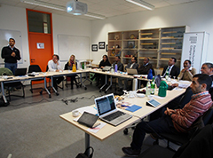 EBL Nexus Meeting at ITT