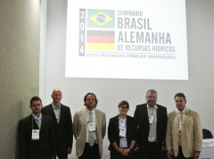 German-Brazilian seminar on water resources management