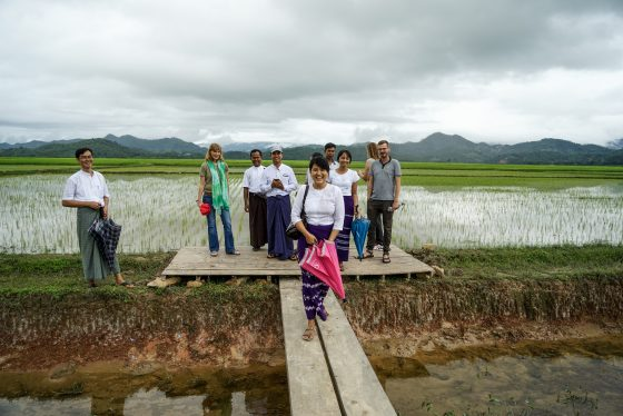 Fact Finding Mission To Myanmar Potentials For