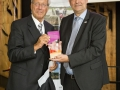 "Hartmut Gaese (Former ITT Director) awarded with the ""Science for Sustainability Award"""